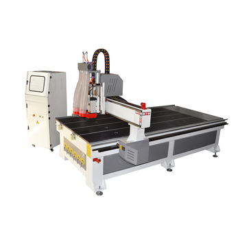 Automatic Tool Changer 2/3/4 Heads Wood CNC Router Machine woodworking machinery
