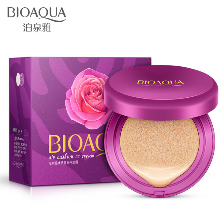 Net penetrate air cushion super-hydrating foundation liquid block defect makeup water moisturizing makeup air cushion bb cream