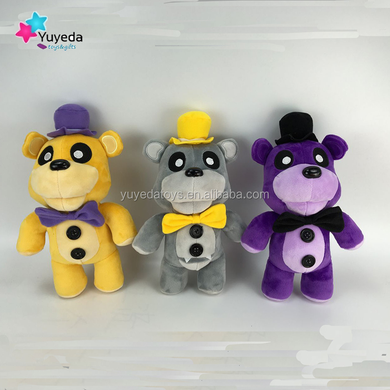 2016 newest Five Nights At Freddys Blue Rabbit stuffed plush children animals toy
