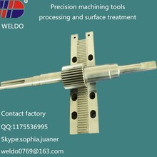 precision jig CNC processing factory high machining parts