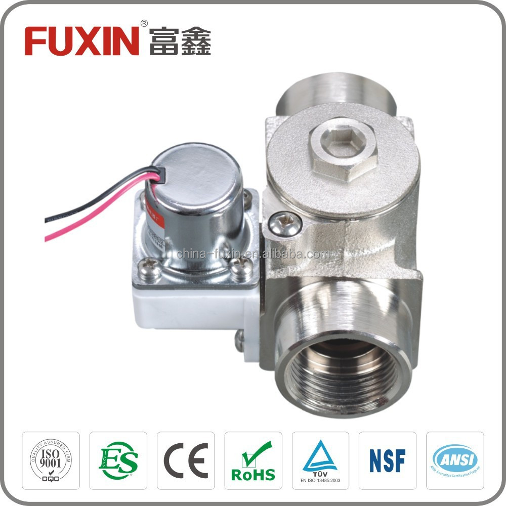 Electric actuator valve 24v wc pan flow control water for Motorized flow control valve