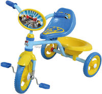 basket kids tricycle/children running bike 16413