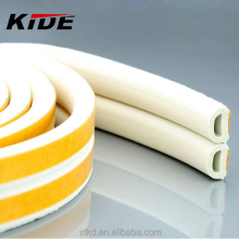 door and window specialty weatherstripping D type self adhesive seal