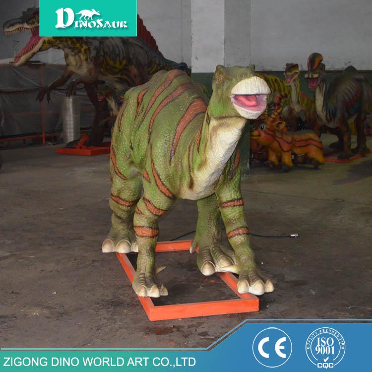 Park decoration green dinosaur king games buy dinosaur for Amusement park decoration games