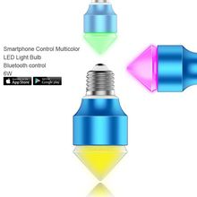 new product release,Bluetooth RGBW led sphere bulb
