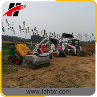 Alibaba China Supplier Mini Skid Steer Loader Competitive Price Small Front End Loaders
