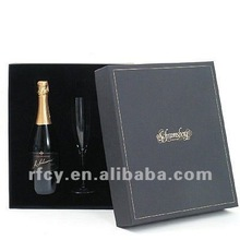 tea/ wine box ,High Quality OEM Design wine Packaging box with Your Own Logo,stronger packing boxes for wine