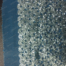elegant lady fish scale mermaid sequin and beaded fabric wholesale