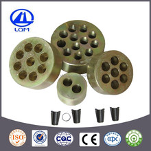 high quality round anchor head and wedge