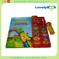 Battery Operated Eco-friendly Musical Educational Toy