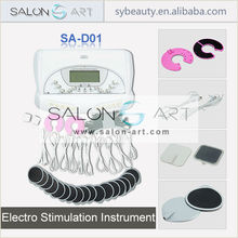 micro electric current weight loss beauty electrotherapy machine muscle stimulation