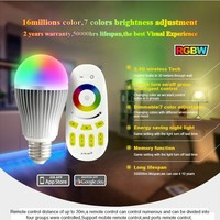 WiFi Smart LED Light Bulb 4W 5W 6W 9W Mi Light Wireless 7w wifi 9 volt led light bulbs