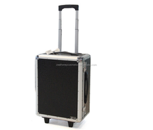 Zealhoney China Manufacturer Of Custom 20 Inches Trolley Beauty Case Cosmetic