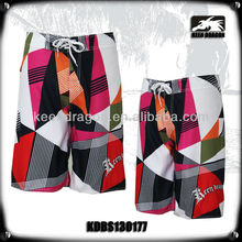 XXL mens beach pants colorful printing hot summer swimwear men