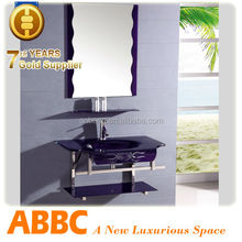 wash basin mirror with stainless steel Series no.AM-235