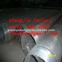 water well rod base screen pipe(manufacturer )