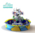 popular naughty castle kids plastic playground indoor Water Table