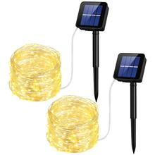 OEM top supplier decoration lights for events christmas lights led string solar decoration lights