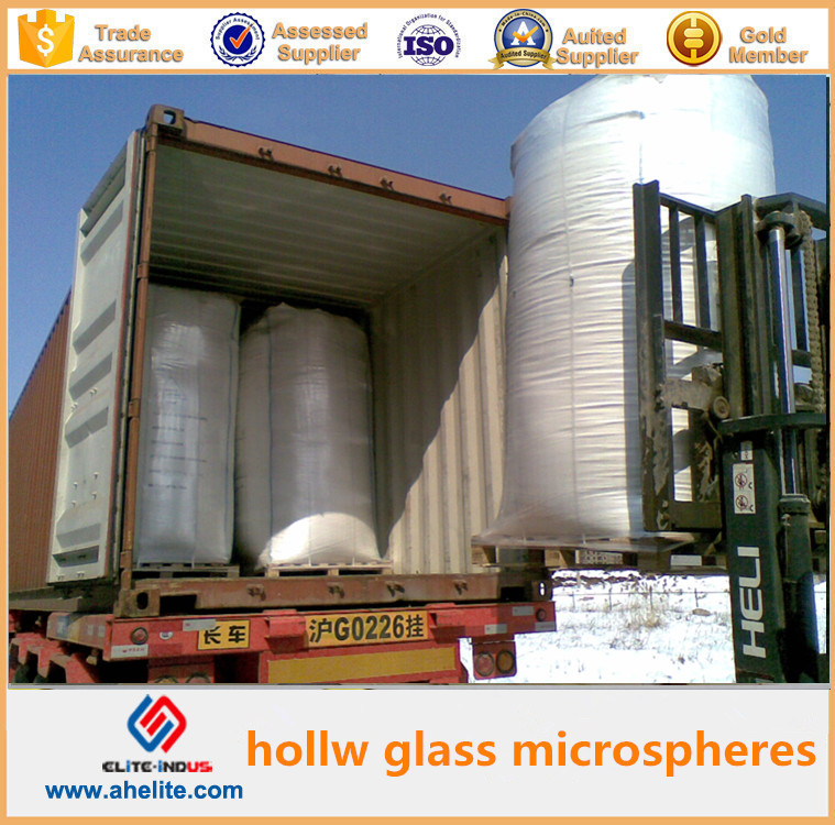 hollow glass microspheres for thermal insulation paint