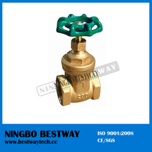 High Quality Brass Wedge Gate Valves