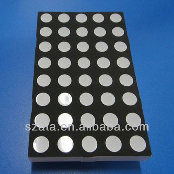 RGB LED Matrix Display 5x8 Dots