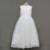 D30354A Girls Dresses Kids Clothes Wedding Events Flower Girl Dress Birthday Party Costumes Children Clothing