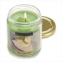 Key Lime Pie Scented Candles