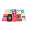 cheapest free sample protective phone case custom case spraying or water paste printing phone case