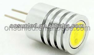 Led spot light accessory COB 12v bipin bulbs G4 G9