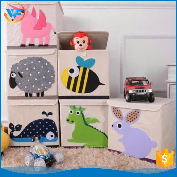 Wholesale Animal Pattern Cartoon Storage Box