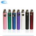 Trend 2018 beautiful e cig evod battery 1.6ml atomizer Evod kit 650mah Battery
