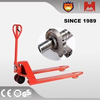 high lift hydraulic hand pallet truck with brake