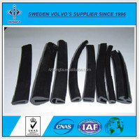 Extruded EPDM Cars Window Rubber Seal