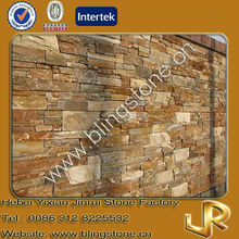 Natural stone concrete wall slate