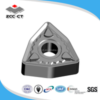 ZCCCT Zhuzhou Cemented Carbide Cutting Tools WNMA/WNMG CNC carbide turning inserts