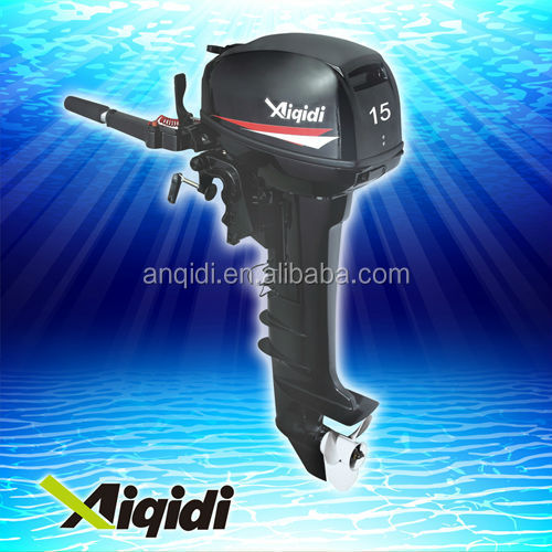15HP gasoline outboard motor for sale 246cc