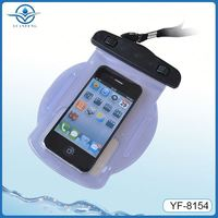 Hot selling for apple iphone 5 4s waterproof case with armband