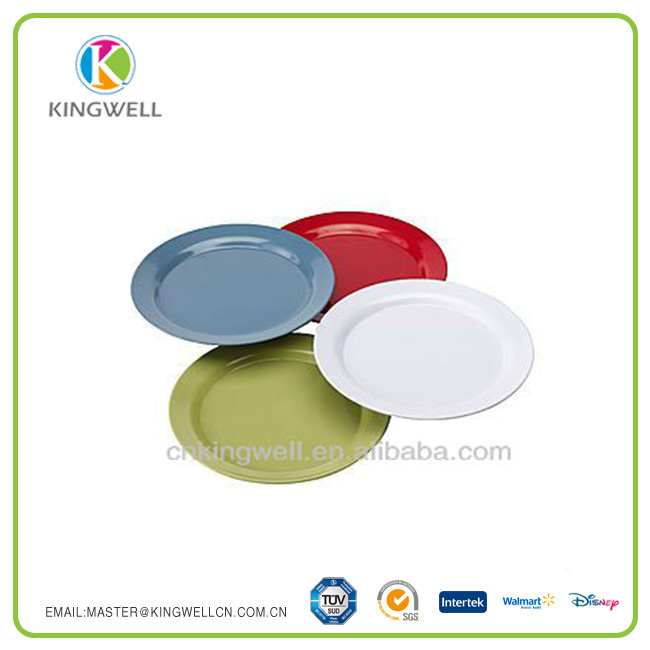 Melamine food trays unique restaurant dinnerware