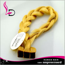 indonesia human hair new products for market tape in hair extentions 100% loose human hair bulk extension