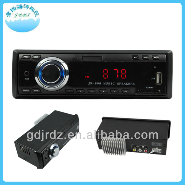 JR-808 brand new car audio mp3 cd player adapter