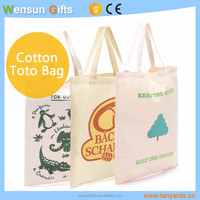 Eco-Friendly Cotton Recyclable Shopping Cotton Bag