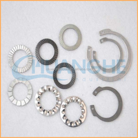 China high quality open end c shape lock washer