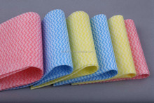 Hospital Use Lint Free Spunlace Nonwoven Cleaning Products