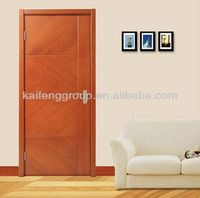 "Modern wood door designs with ""Kaifeng""brand KFW-113"