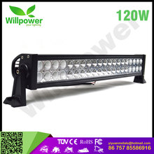 "Discount!led driving light 120w 21""inch combe beam wholesale led light bar waterproof led bar offroad for SUV,PICKUP"