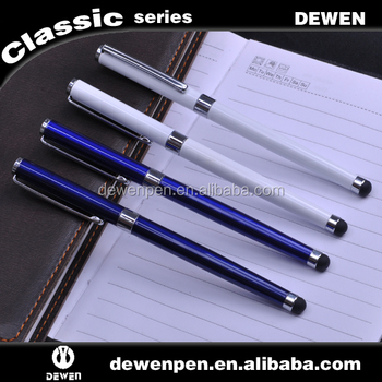 advertising slim stylus touch capacitive pen gor smartphone