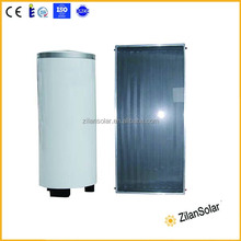Vacuum tube solar thermal collector panel for water heater