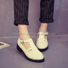 NEW ARRIVAL ROMAN RETRO STYLE PERSONALITY WOMAN'S SHOES