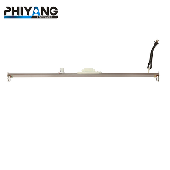 High Quality Stainless Steel Hospital Wall Mounted UV Sterilizing Lamp