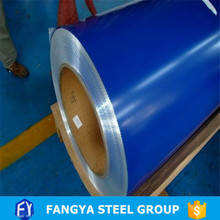 trade assurance supplier color coated steel coils galvanized sheet metal roofing price